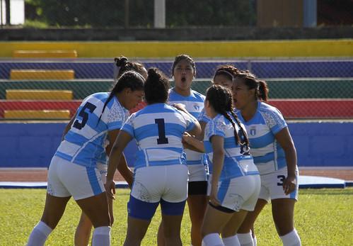 Rugby inicia con paso arrollador los Juegos Centroamericanos