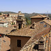 Rooftop view from Porta Sole in Perugia by B℮n