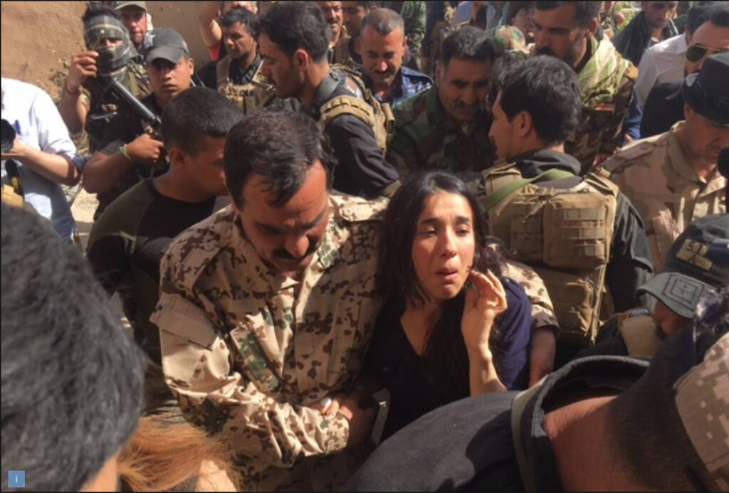 Nadia Murad & The Fight for Justice