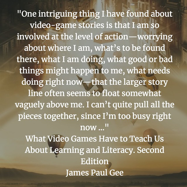 James Paul Gee Quote13