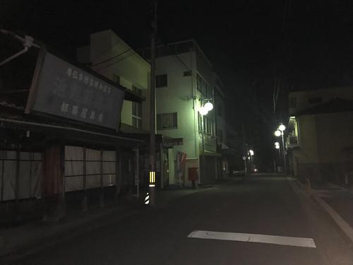 朝の池鯉鮒宿から、おはようございます。夕方には熱田神宮にお参りできるかなあ。