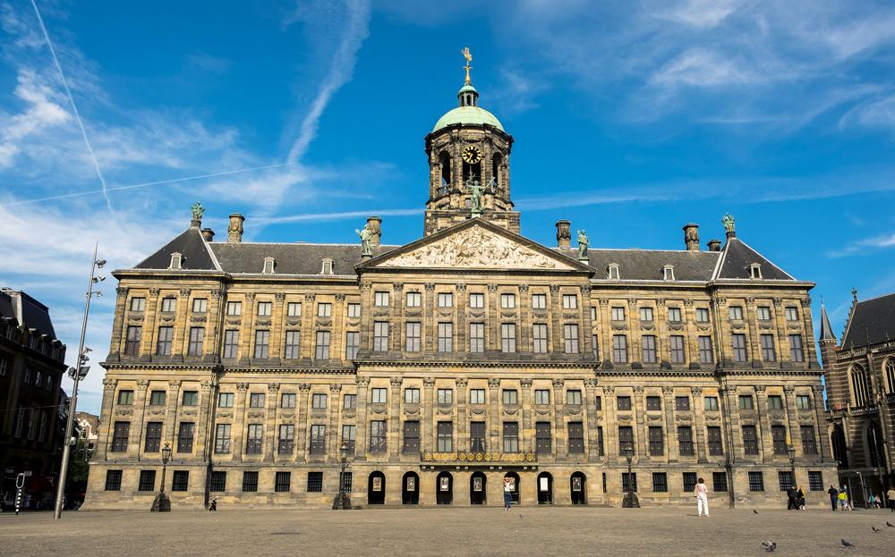 Амстердам в фотографиях