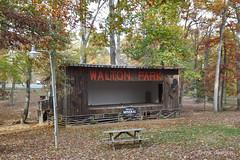 Walton Park - Stage