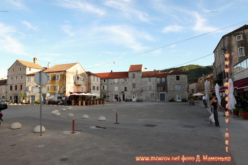 Хвар — остров в Адриатическом море, в южной части Хорватии живописные и необычные фотографии