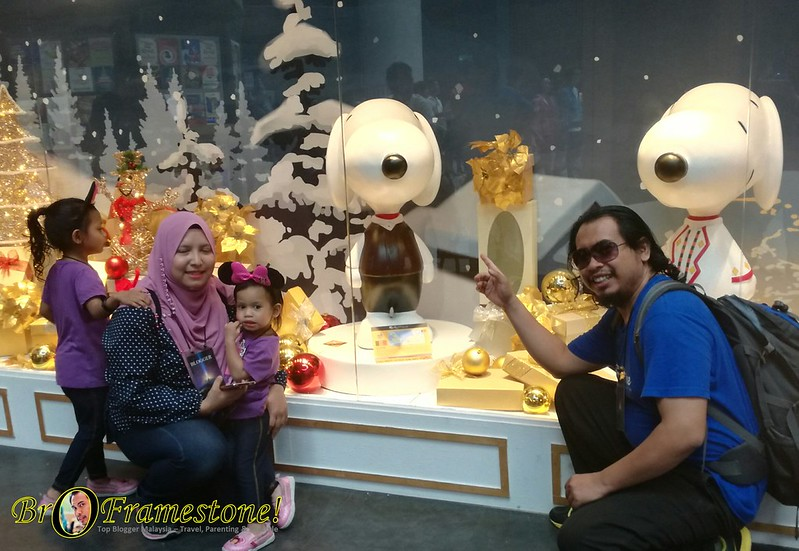 Tour the World with Snoopy at Genting Hinglands