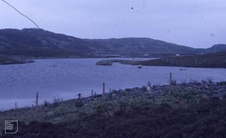 Loch an Sgoltaire, Colonsay. June 1986