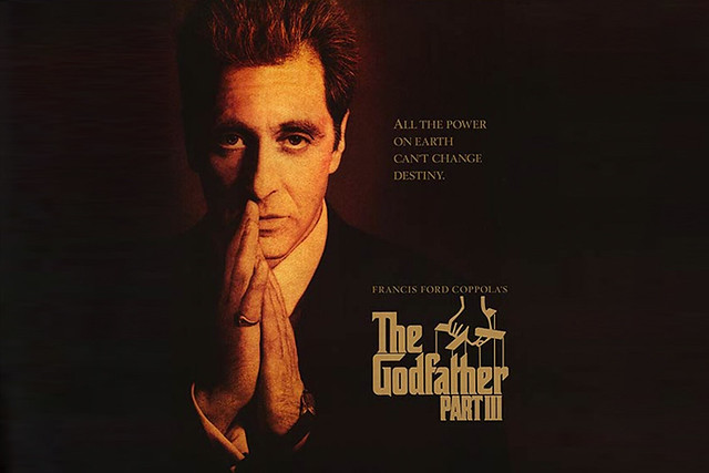 The Godfather: Part III (Poster)
