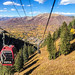 Gondola Ride Down - Aspen Mountain