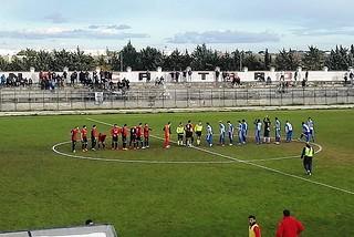 Noicattaro. Calcio a 11 vs Vigor Moles front
