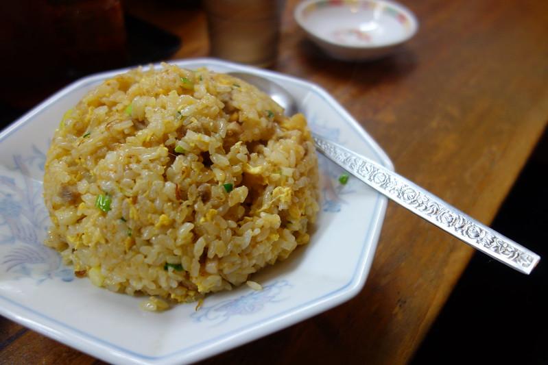 Fried rice @ Shandong Jiaozi Hommpo , Ekoda , Tokyo