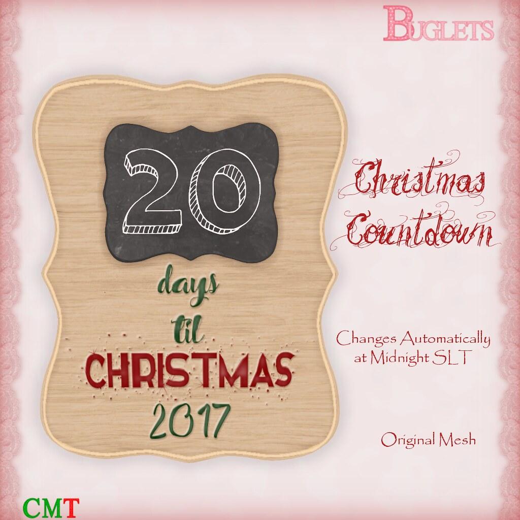 Christmas Countdown AD - TeleportHub.com Live!