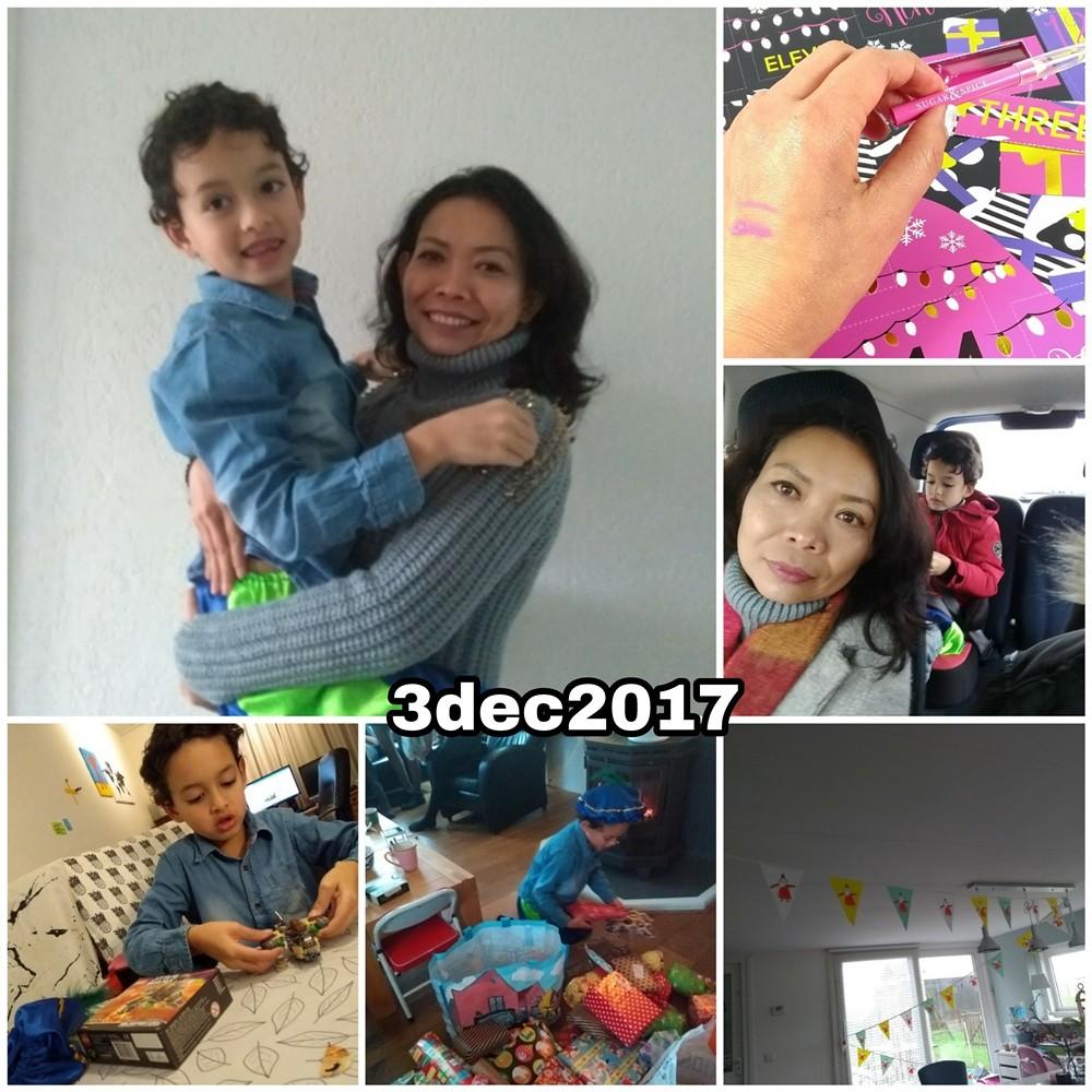 3 dec 2017 Snapshot