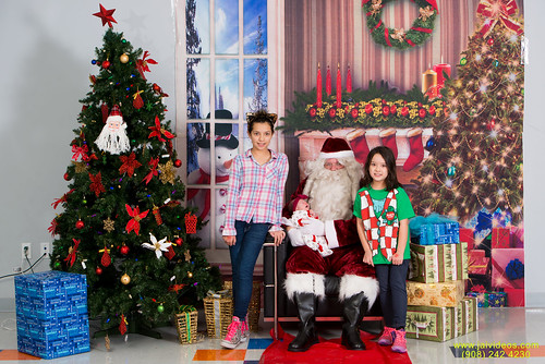 Santa at Teecs-8