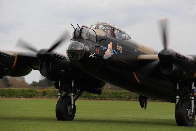IMG_0314  Avro Lancaster NX 611
