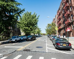 Isham Street, Inwood, New York City