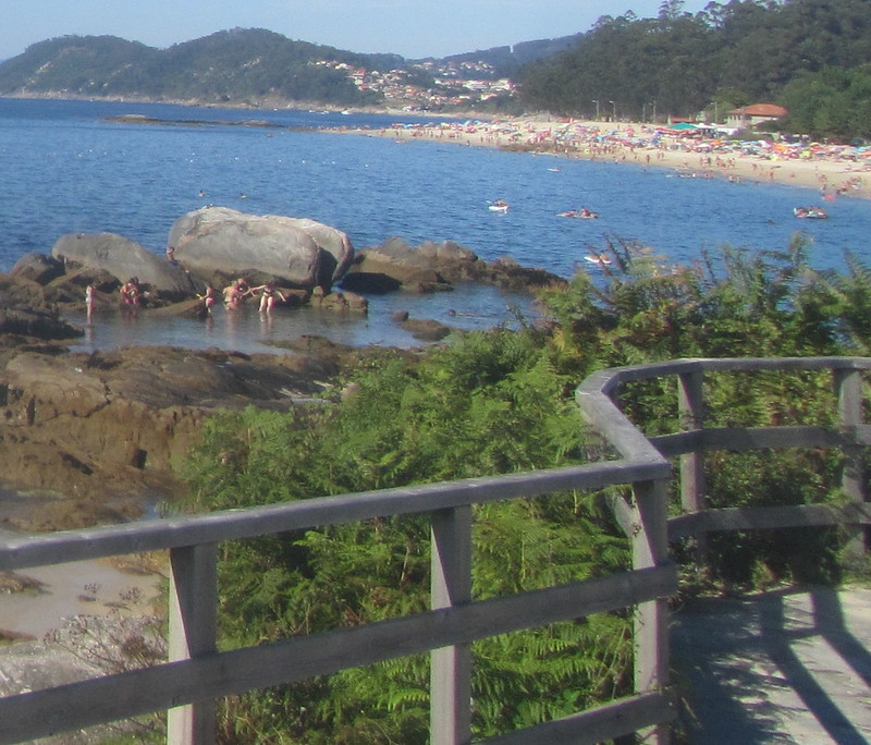 Una tarde de playa