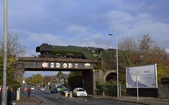 The Flying Scotsman Steam Locomotive