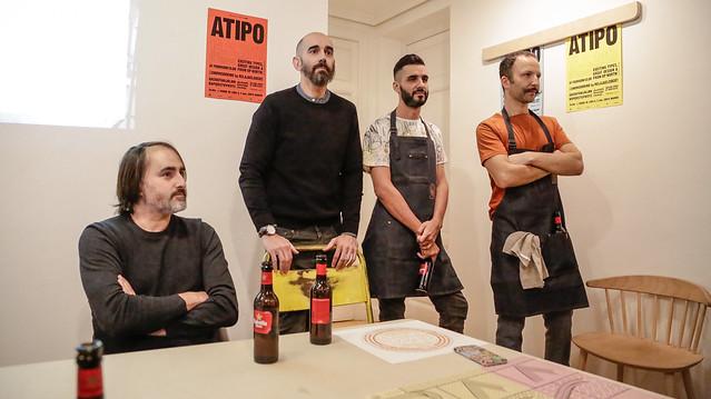 Atipo & Playrestart by Fedrigoni