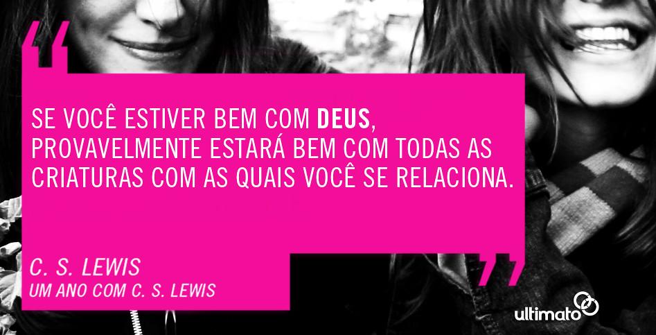 15 Frases Para Lembrar C S Lewis Blog Da Ultimato