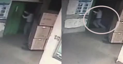 Kinh dị : Người đàn ông chấn thương sọ não vì vào thang máy không cabin
