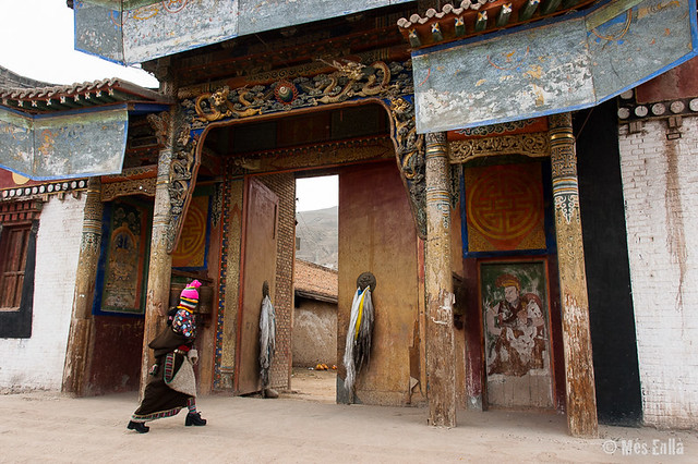 Monasterio en Repkong