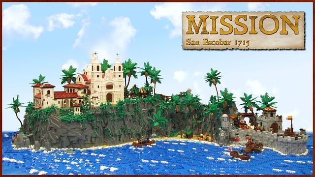 02 Mission - San Escobar, 1715
