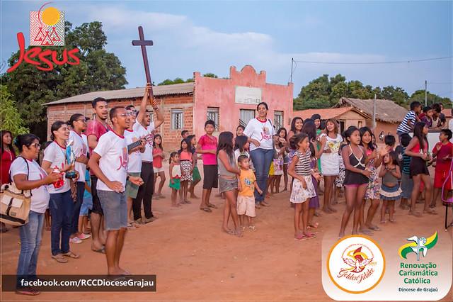 Missão Jesus nas Aldeias - MA