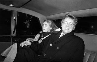 Roger Taylor & Debbie Leng @ London - 1988
