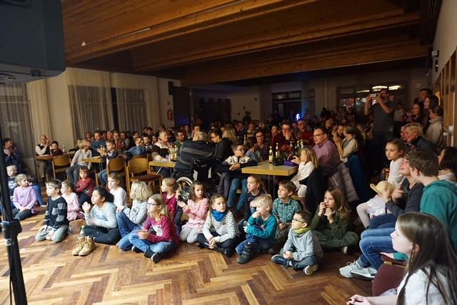 Die SSV-Familien- und Vereinsweihnachtsfeier 2017