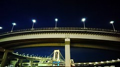 Night Illuminated Architecture Built Structure Bridge View City Outdoors No People Urban City Life Architecture Citylife Nightlife City Lights Bridge
