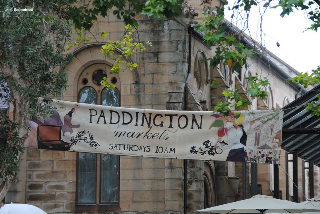 Paddington Markets, Sydney, Australia