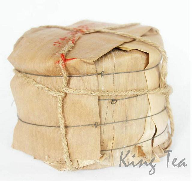 2006 TAE TEA LiLiXLiang (601)  Beeng Cake  China YunNan MengHai Chinese Puer Puerh Ripe Tea Cooked Shou Cha Premium
