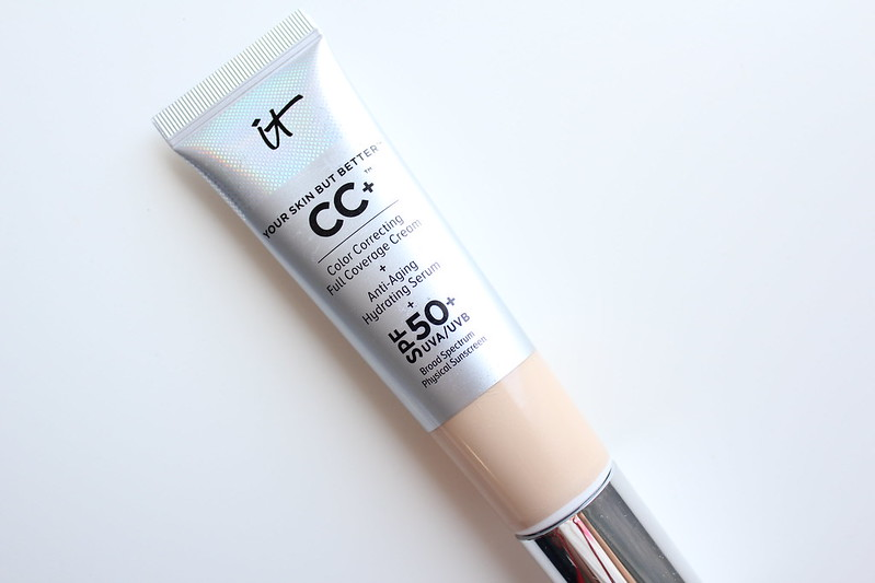 IT Cosmetics Your Skin But Better CC Cream SPF 50+ review