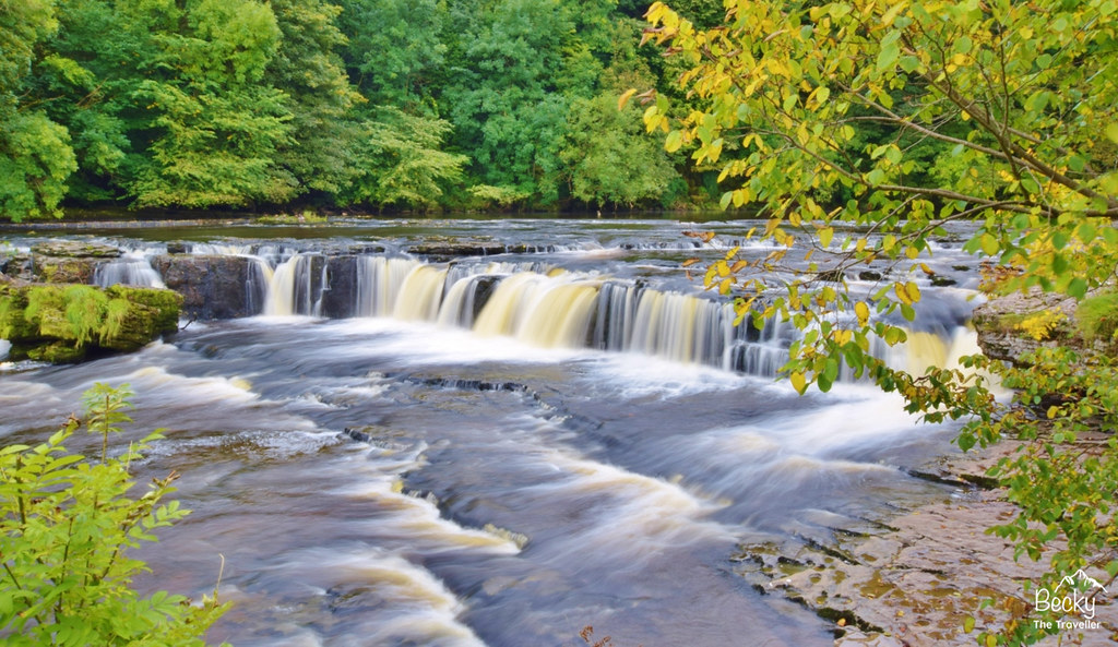 Aysgarth Falls, Yorkshire Dales National Park, UK