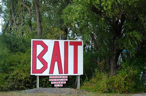 Red Worm Ranch Bait shop - Wauconda, Illinois