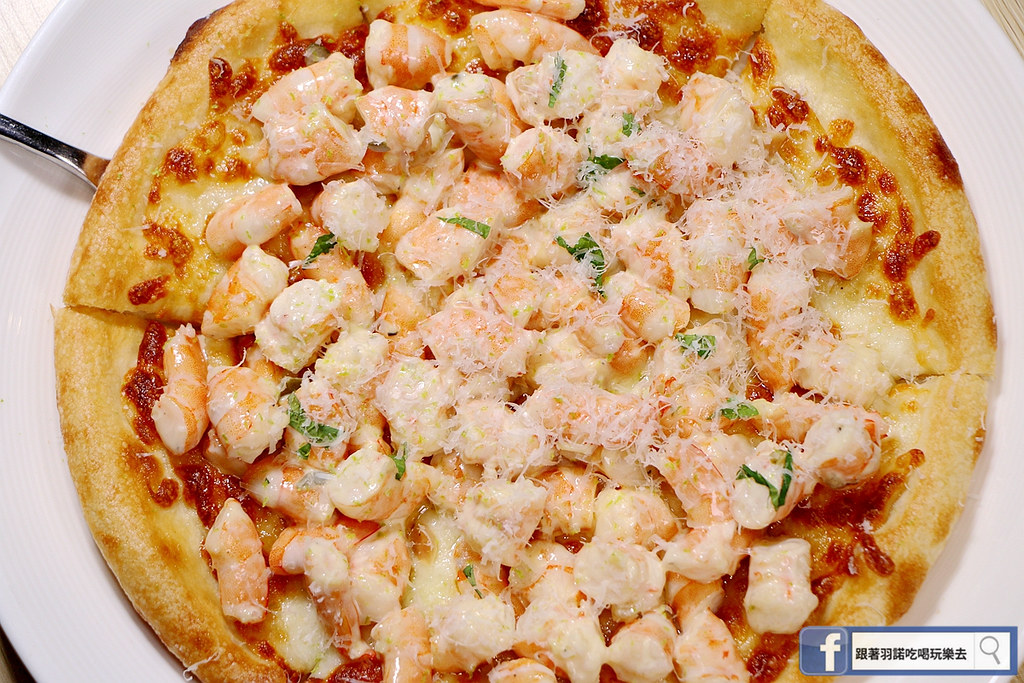 Pizzeria 義大利米蘭手工窯烤披薩餐廳123