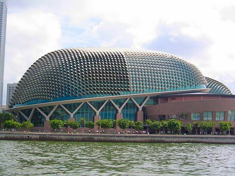 Singapore safe exciting city
