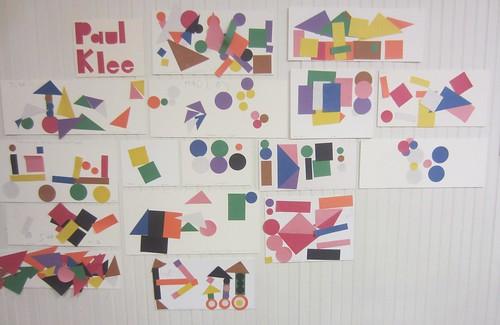 Paul Klee art gallery