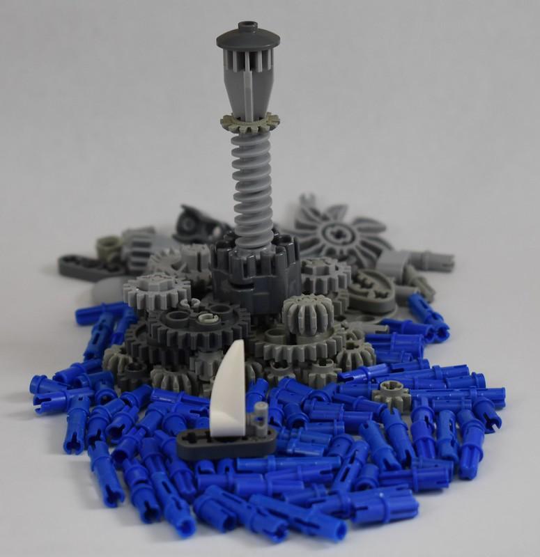 MOC microscala - Lighthouse