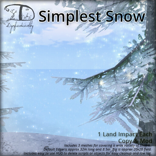 Simplest Snow - TeleportHub.com Live!