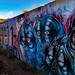 Small photo of Kealia Refuge Graffiti Wall