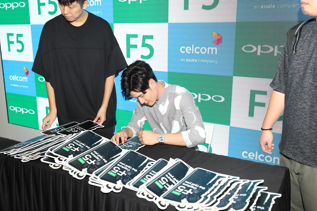Oppo F5 Debut Roadshow