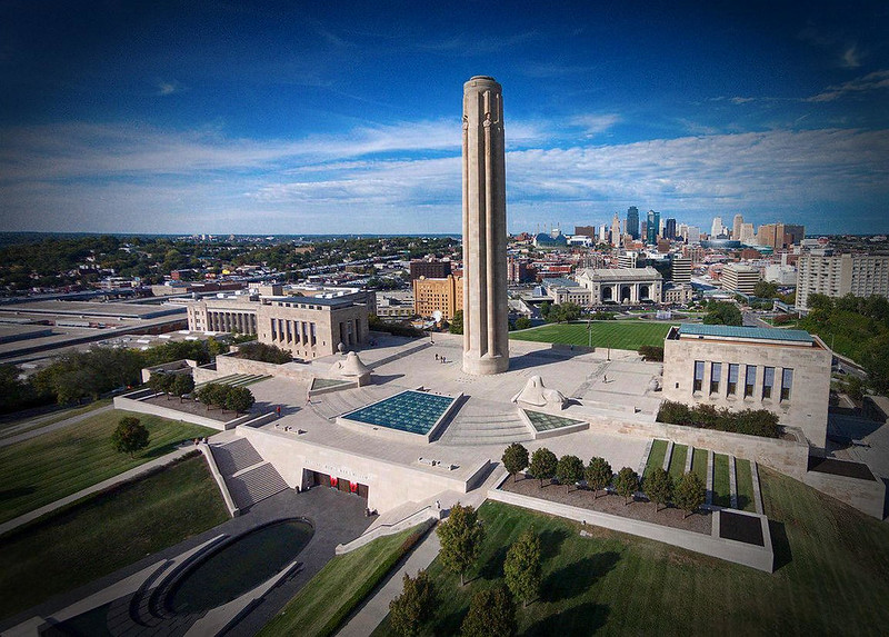 National WWI Museum and Memorial, Kansas City, Missouri
