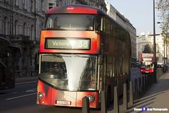 Wrightbus NRM NBFL - LTZ 1196 - LT196 - Coca-Cola - Victoria 38 - Arriva London - London 2016 - Steven Gray - IMG_4274