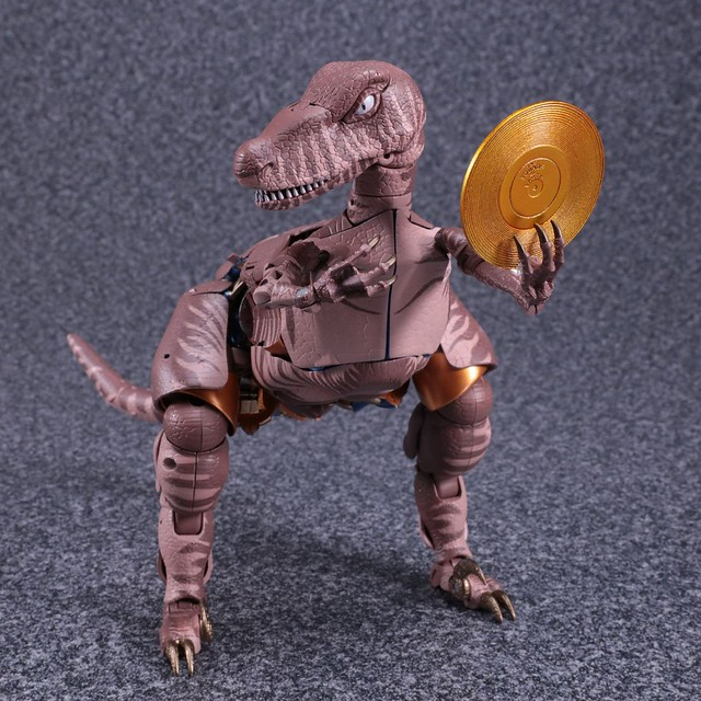 變形金剛Masterpiece《野獸大戰》第三彈「魔龍(恐龍巴特)」!トランスフォーマー マスターピース MP-41 ダイノボット(ビーストウォーズ)