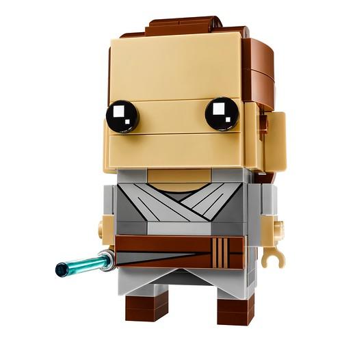 Brickheadz Rey