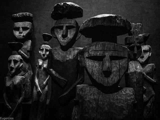 Chemamull (Museo Chileno de Arte Precolombino)