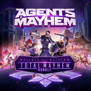 Agents of Mayhem – Total Mayhem Bundle