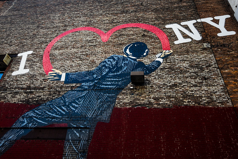 Walk In New York - NYC 2017 - Nick Walker - I love NY 05