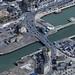 Lowestoft A12 A47 bridge aerial